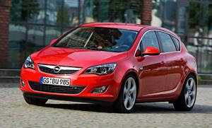 Opel Astra 5P