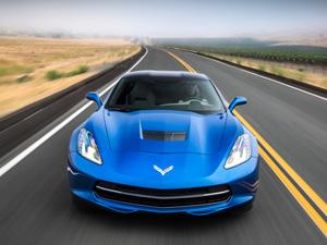 Corvette Stingray Coupé