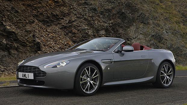 aston martin | vantage v8 roadster | listino prezzi auto | motori