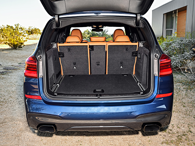 volume bagagliaio bmw x3. Black Bedroom Furniture Sets. Home Design Ideas