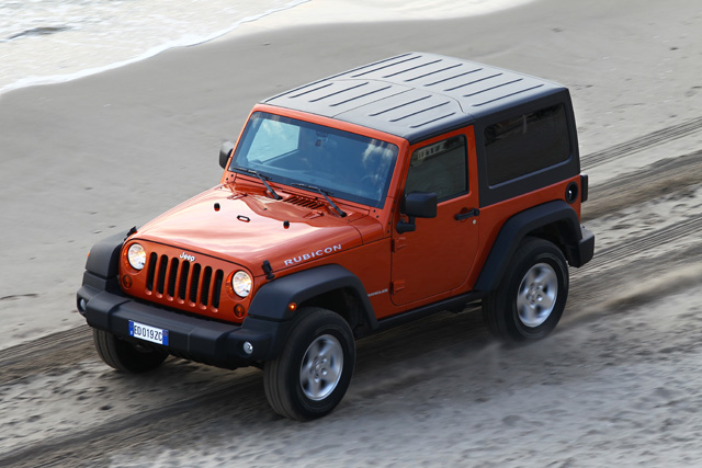 jeep wrangler listino prezzi auto motori. Black Bedroom Furniture Sets. Home Design Ideas