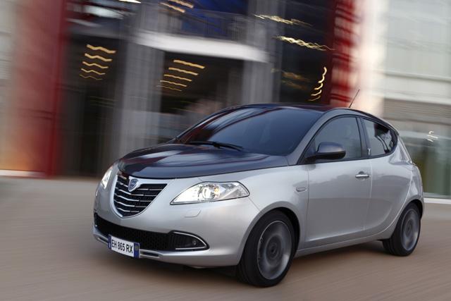 Le auto più vendute in Italia Lancia Ypsilon