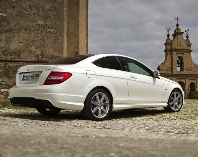 Mercedes-Benz Classe C Coupé