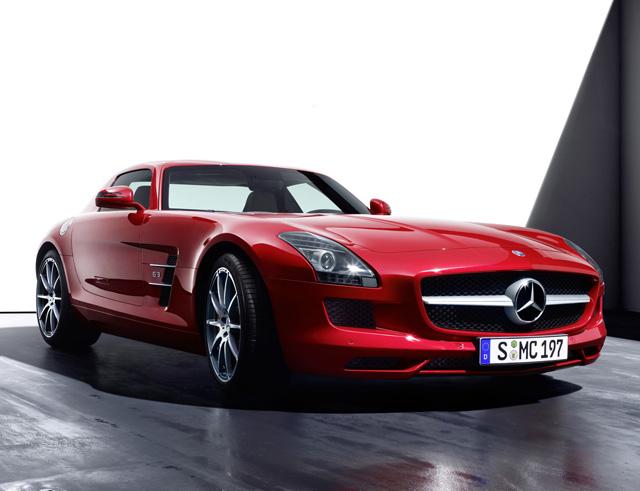 Mercedes-Benz SLS Coupé