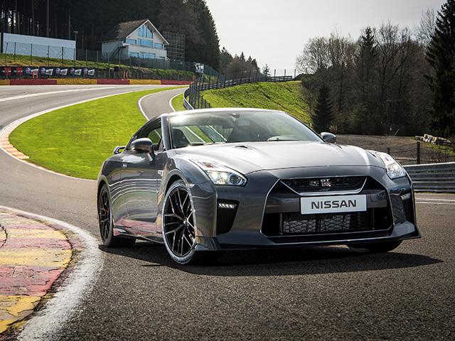 Le auto più scattanti Nissan GT-R