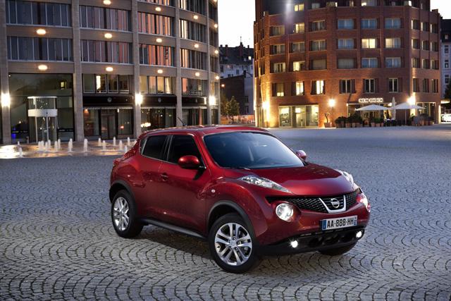 Nissan Juke first