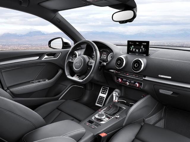 interno A3 Sedan