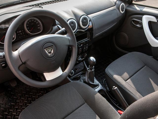 Dacia duster listino prezzi auto for Duster interni