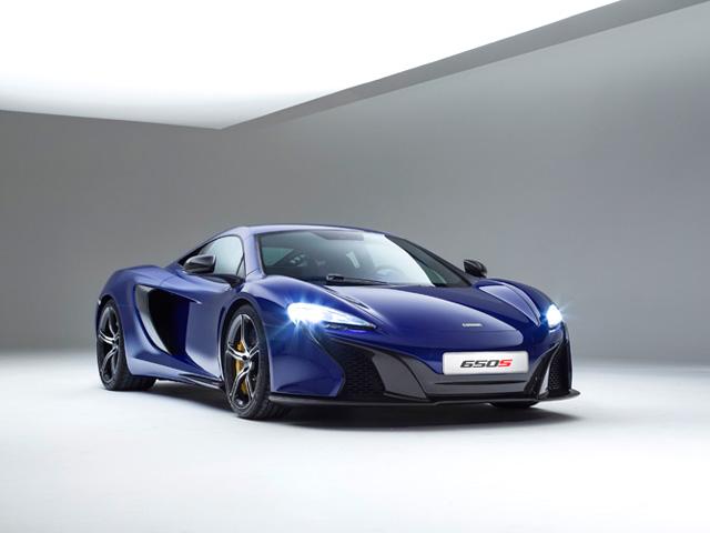 McLaren C/S/LT coupé