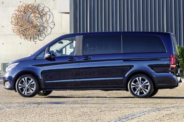 mercedes benz classe v 250 cdi bluetec aut sport extralong listino prezzi auto motori. Black Bedroom Furniture Sets. Home Design Ideas