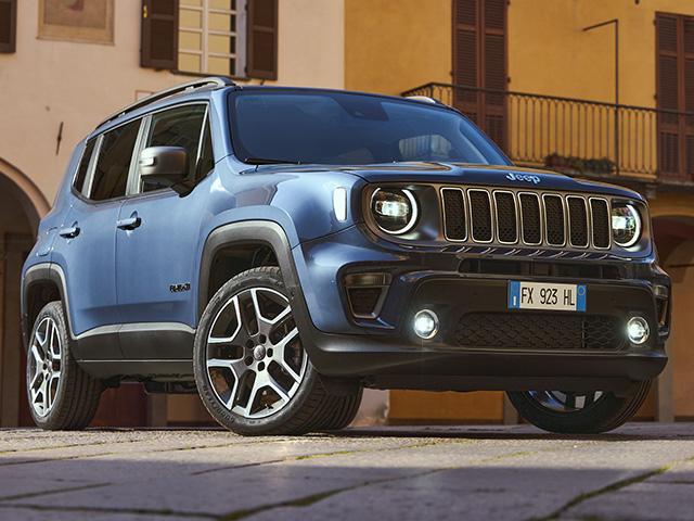 Jeep Renegade 1 6 E Torq Evo Fwd Sport Listino