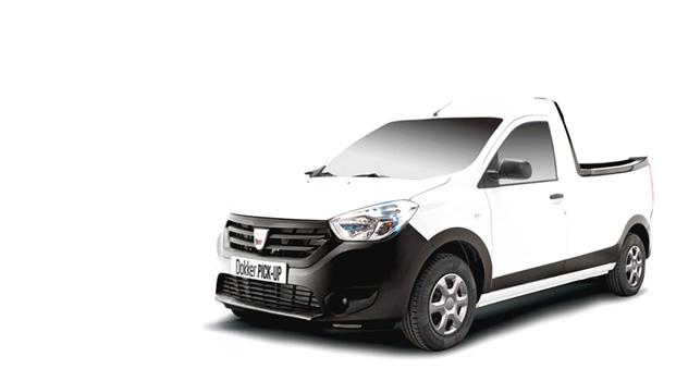 Dacia dokker pickup listino prezzi auto motori for Macchine da cucire piccole