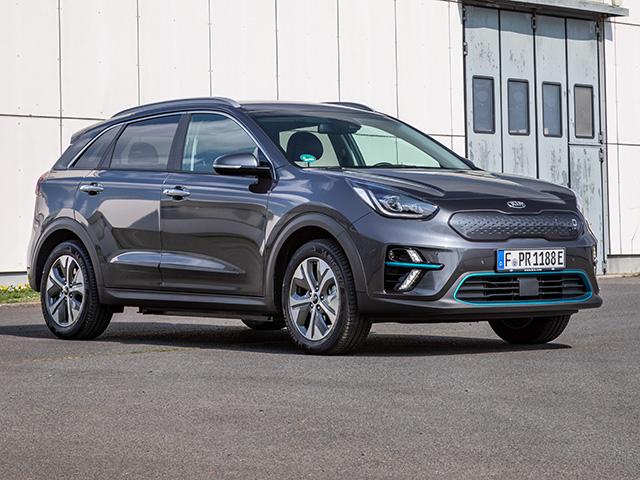 Le SUV più ecologiche Kia Niro
