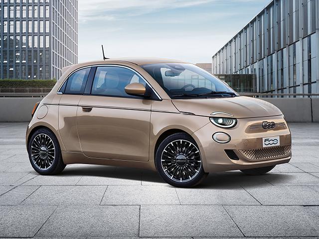 Fiat Nuova 500 3+1
