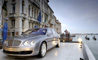 7. Bentley Continental Flying Spur
