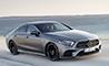9. Mercedes-Benz CLS Coupé