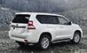 16. Toyota Land Cruiser
