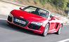 1. Audi R8 Spyder