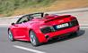2. Audi R8 Spyder