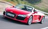 8. Audi R8 Spyder