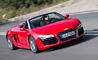 10. Audi R8 Spyder