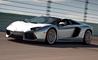 1. Lamborghini Aventador Roadster