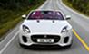 2. Jaguar F-Type Convertible