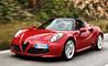5. Alfa Romeo 4C Spider