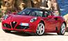 8. Alfa Romeo 4C Spider