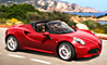 11. Alfa Romeo 4C Spider