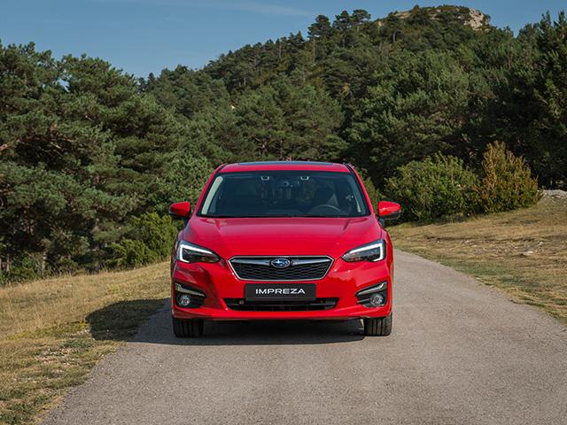 2. Subaru Impreza