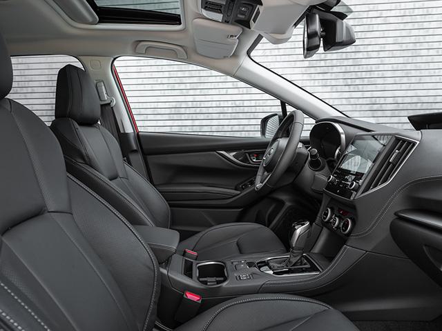 5. Subaru Impreza