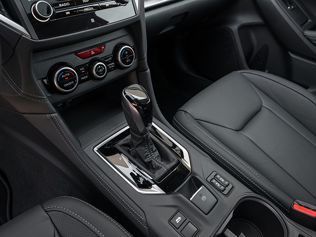 7. Subaru Impreza