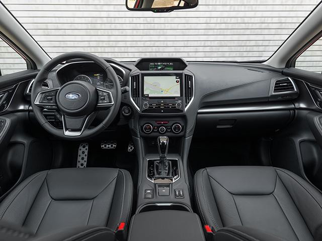9. Subaru Impreza
