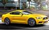 9. Ford Mustang Fastback