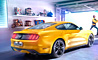10. Ford Mustang Fastback