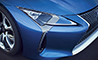 7. Lexus LC Hybrid