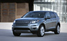 6. Land Rover Discovery Sport