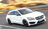 5. Mercedes-Benz CLA Shooting Brake