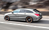 7. Mercedes-Benz CLA Shooting Brake