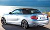 8. BMW Serie 2 Cabrio
