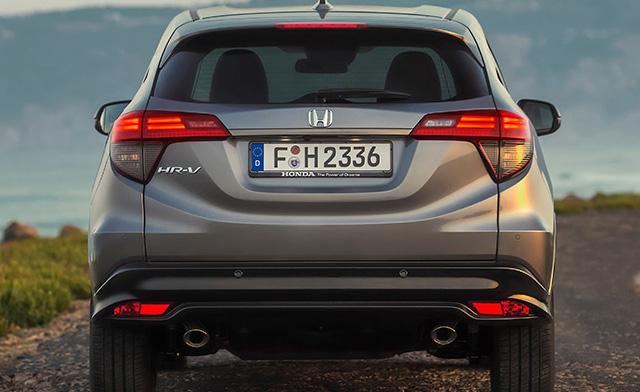 15. Honda HR-V