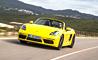 8. Porsche 718 Boxster