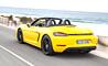 10. Porsche 718 Boxster