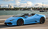 1. Lamborghini Huracán Spyder