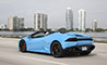 2. Lamborghini Huracán Spyder