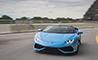 3. Lamborghini Huracán Spyder
