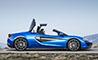 5. McLaren 570S spider