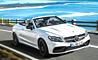 4. Mercedes-Benz Classe C cabrio