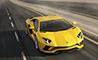 3. Lamborghini Aventador
